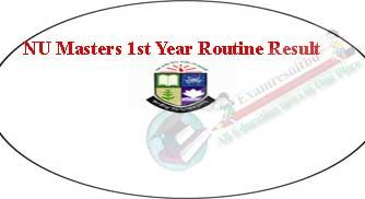 national university masters 1st year preliminary exam routine