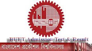 BUET Admission Circular 2017