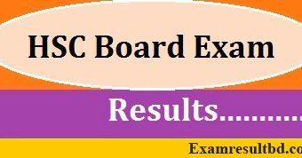 HSC Result 2017 BD