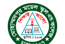 Mohammadpur Model School Admission result