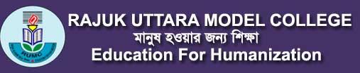 Rajuk Uttara Model College HSC Admission Circular 2017