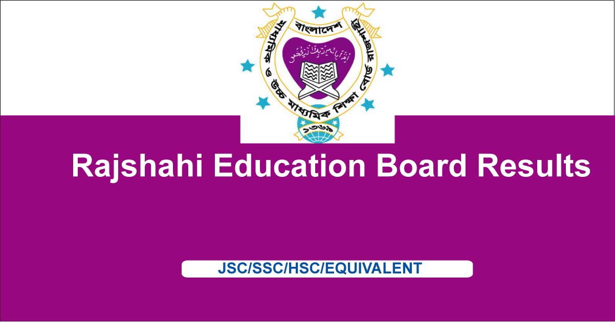 Rajshahi Board SSC Result 2018