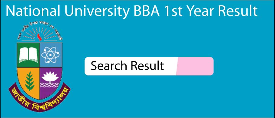 NU BBA 1st Year Result