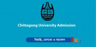 Chittagong University Admission