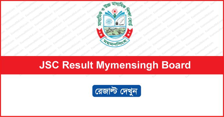 JSC REsult 2018 Mymensingh Board