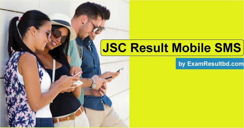 JSC Result Mobile SMS System