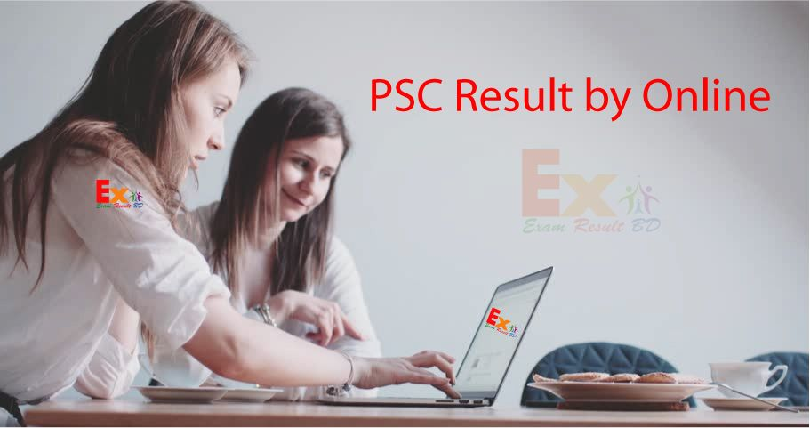 PSC Result 2018 by Online