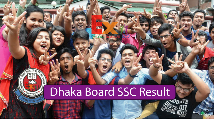 Dhaka Board SSC Result