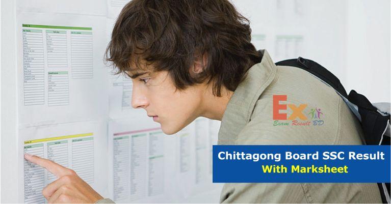 Chittagong Board Result