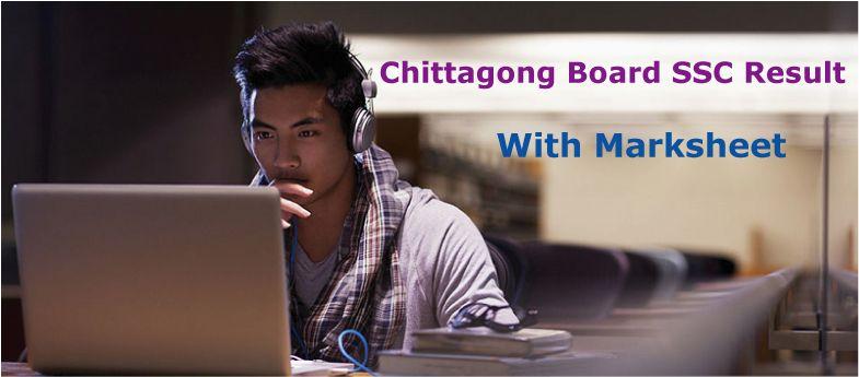 Chittagong Board SSC Result