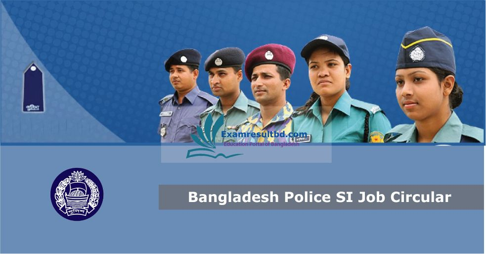 Police SI Result 2019