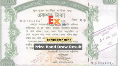 Prize Bond Draw Result