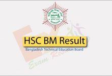 HSC BM 1st Year Result