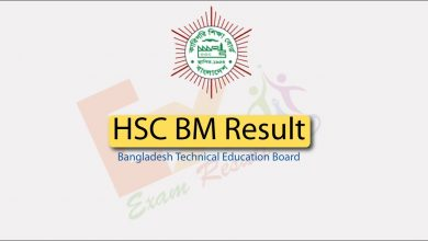 HSC BM 1st Year Result